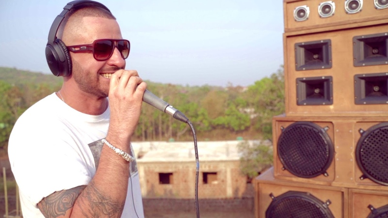 DUB FX STEPPA STYLE GOA ROOFTOP SESSIONS