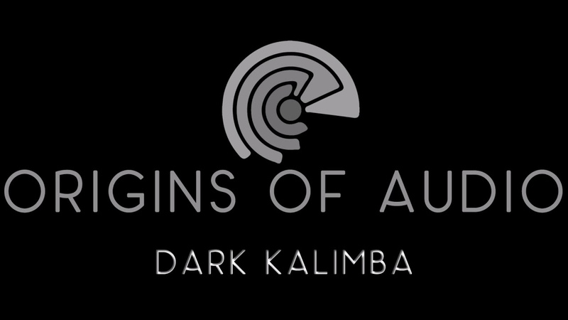 DARK KALIMBA - Elektrik Tekniks ( Origins Of Audio Remix )