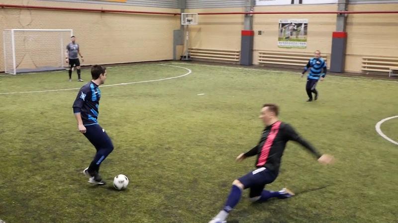 Матч PLAY - ТГК-1 | 4 тур | Интер лига