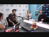 Miley Cyrus and Mark Ronson on _Nothing Breaks Like a Heart_ Elvis Duran Show