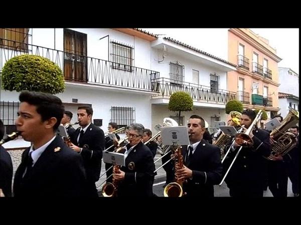 Banda Municipal de Musica Domingo de Ramos 2018 Pollinica ALHAURIN de la TORRE 25 03