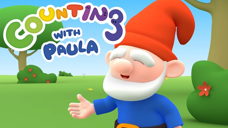 Counting with Paula Minisode 115 Campfire Thrill