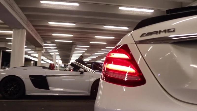 Major Mersedes Benz E 63 s AMG 4 Matic Los Angeles 2018