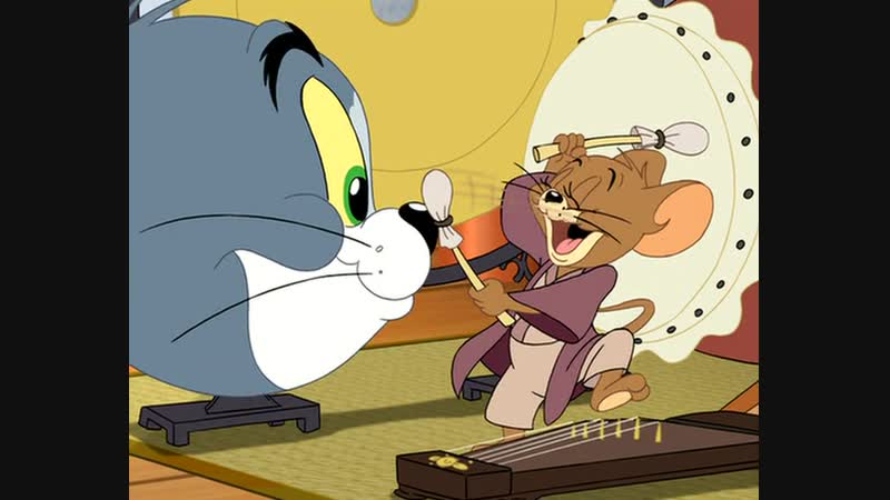 Том и Джерри истории - кот восходящего солнца