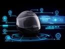 JARVISH - smart motorcycle helmet, reliable assistant on the road