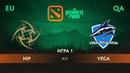 NIP vs Vega карта 1 The Bucharest Minor Закрытые квалификации Европа