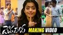 Devadas Movie Complete HILARIOUS Making VIDEO | Devadas Movie Making Video | Filmylooks