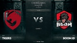 Tigers vs Boom ID, Game 1, SEA Qualifiers The Chongqing Major