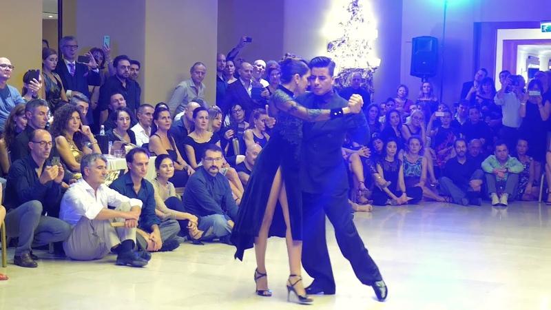 Sebastian Achaval Roxana Suarez - 8° Bari International Tango Congress 13