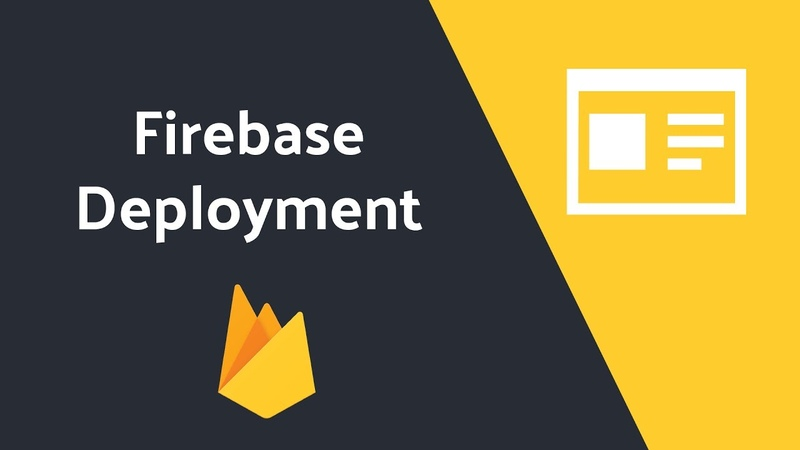 How to Deploy an Angular App to Firebase Hosting
