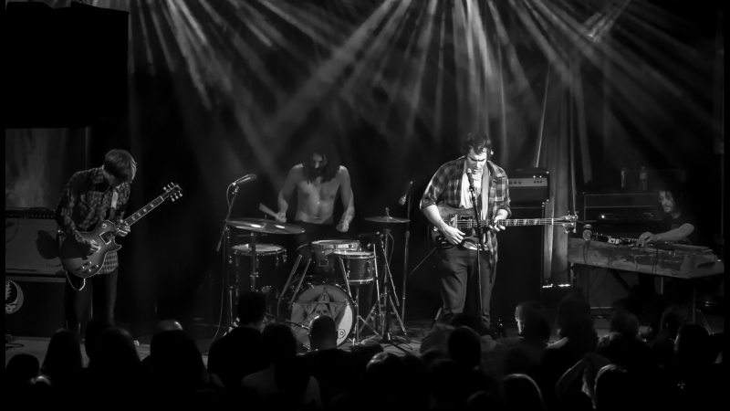 All Them Witches - 2016 - Live in Cologne