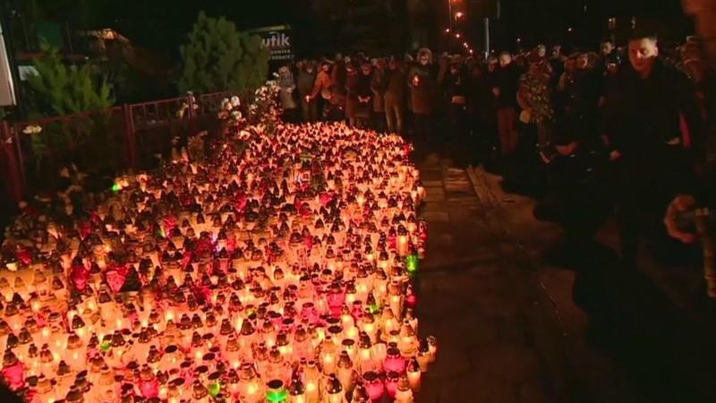 В Кошалине день траура по погибшим в пожаре в квест-комнате