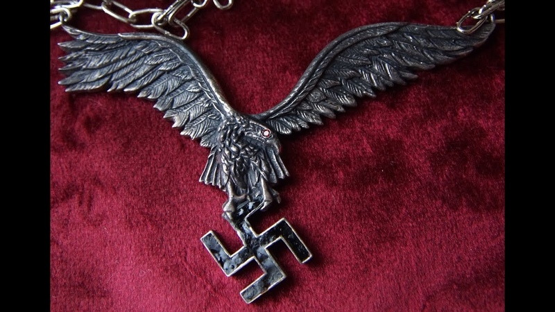 Pendant military pilot Luftwaffe 3rd Reich Germany - цена 12 500 руб