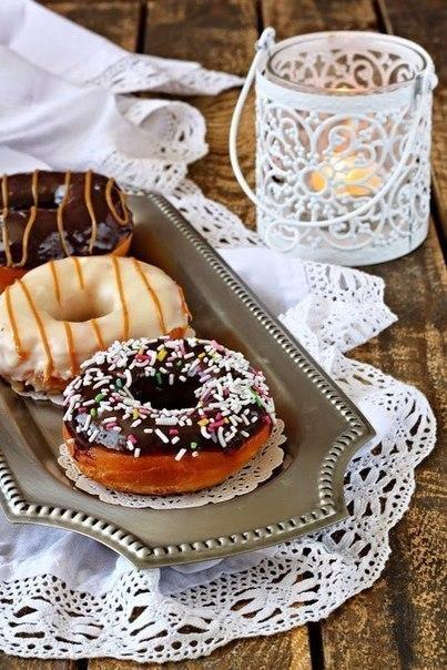 Те самые вкусные пончики Донатс