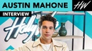 Austin Mahone Gives Us Dating Advice Reveals His Celebrity Crush Hollywire