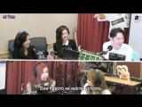 [JBP] 180628 BLACKPINK on SBS Boom Boom Power Radio [рус.саб]