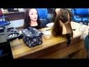 Курс парикмахера каре с углом