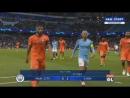 Манчестер Сити – Лион 1:2 видео обзор матча Лиги Чемпионов 2018/2019.