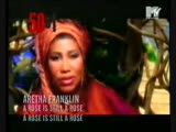 aretha franklin &amp lauryn hill - a rose is still a rose mtv
