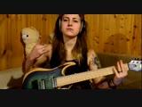 Korn - Deep inside (guitar cover)
