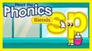 Meet the Phonics Blends - sp