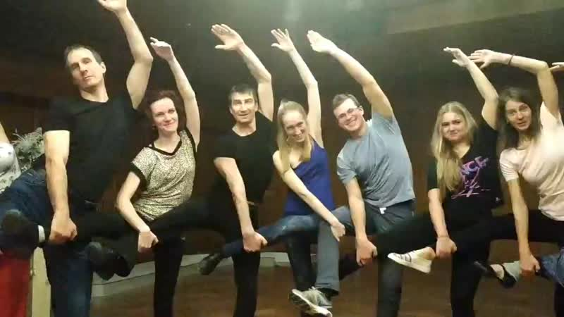 Семинар Юли Гурьяновой и Жени Барменковой
