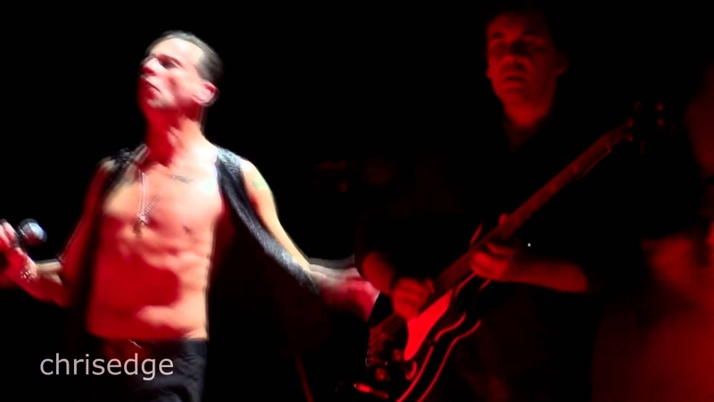 HD Depeche Mode Live A Pain That I'm Used To w HQ Audio 2013 09 22 San Diego CA