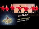 RED WINGS CREW 🍒 2nd PLACE - LADY`S SHOW KIDS 🍒 SUGAR FEST Dance Championship