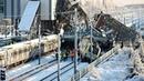В Анкаре потерпел крушение поезд 9 погибших 86 пострадавших