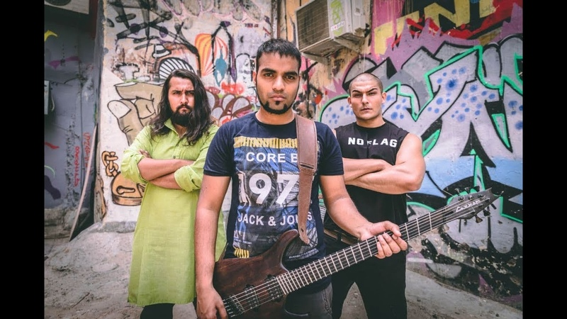 INDIAN STREET METAL (Ari Ari ft. Raoul Kerr) - Bloodywood