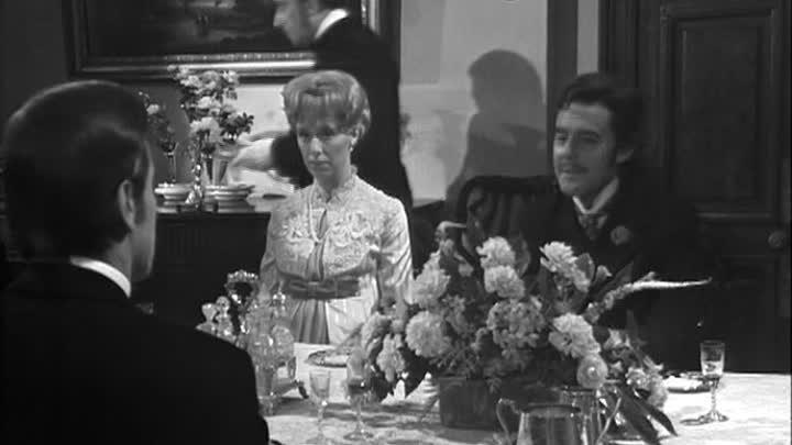 1192.Сага о Форсайтах. (3 из 26). 1967. По роману Д.Голсуорси. Драма. ВВС. Великобритания