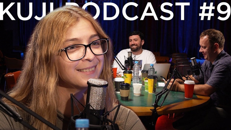 Ася Казанцева: мозг — это бог (KuJi Podcast 9)