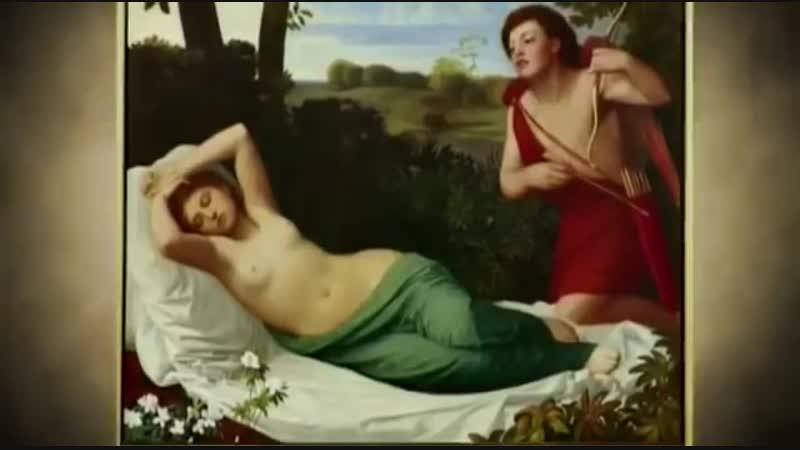 Мифы Древней Греции — Психея. Красавица и Чудовище