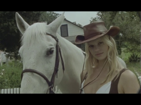 Nadine Leopold for Bamba Swim 'Once Upon a Western' Campaign