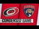 Carolina Hurricanes vs Florida Panthers | Feb.21, 2019 | Game Highlights | NHL 2018/19 | Обзор матча