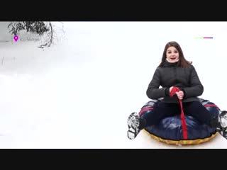 Зимний отдых под Истрой