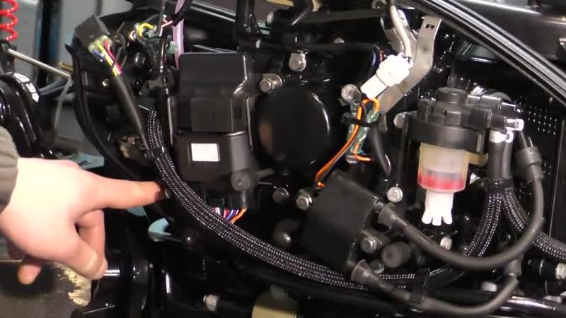 Тест и раздушка лодочного мотора Tohatsu MFS 9.9 E S в 20 л.с.