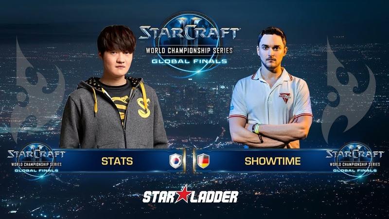 2018 WCS Global Finals Ro16, Group С, Winners Match: Stats (P) vs ShoWTimE (P)