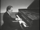 Chopin Andante spianato et Grande polonaise brillante Op 22 Arturo Benedetti Michelangeli