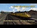 Train Simulator 2017 South Wales Coastal Bristol to Swansea