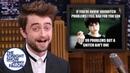 Дэниел Рэдклифф реагирует на мемы о Гарри Поттере