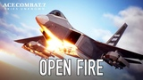 Ace Combat 7 Skies Unknown - PS4XB1PC - Open Fire (Launch Trailer)