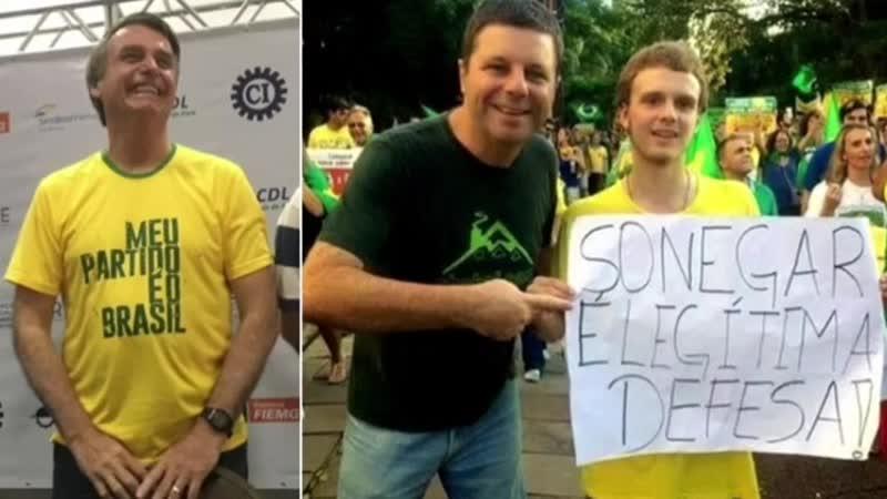 Bolsonaro vai dificultar pensões para os mais pobres~