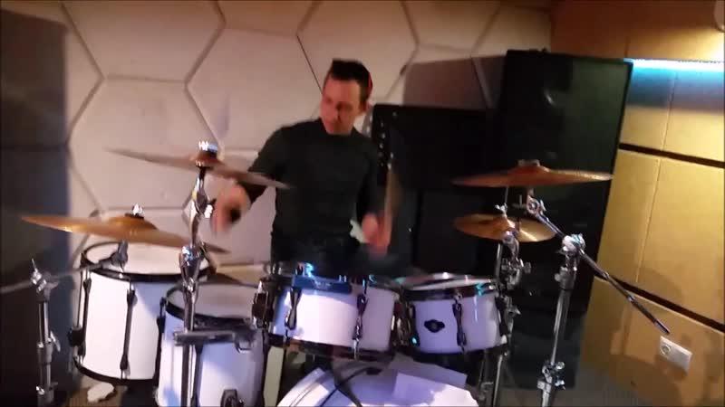 Maxi RED - Drums 4 (10 years break - 2) (2018)