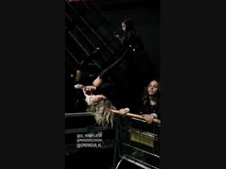 команда мигеля х backstage