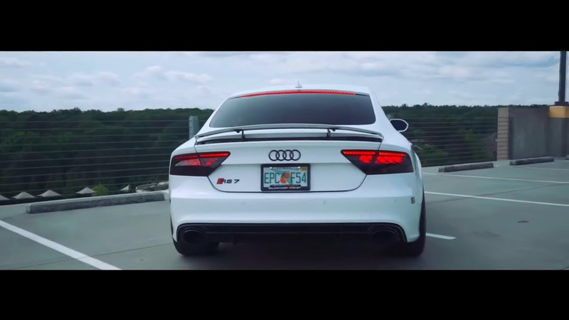 Mai Evilkuff - Marble [Bass Boosted] Audi RS7 Showtime