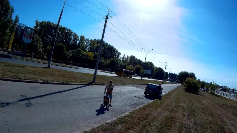 Квадрокоптер Тольятти Кран на ул Жукова напротив санатория Прилесье 16 09 2018 год