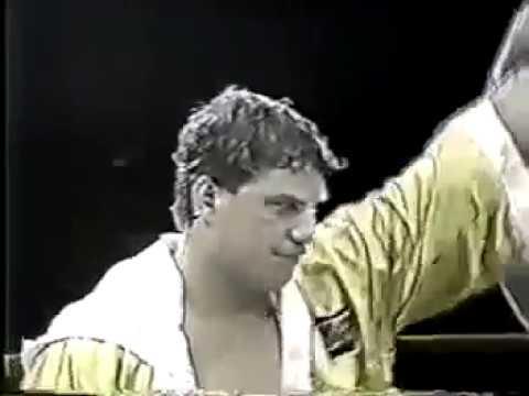 Tommy Morrison vs Traore Ali