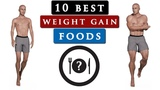 Best FOOD to GAIN WEIGHT for skinny guys Eat this to build muscle
