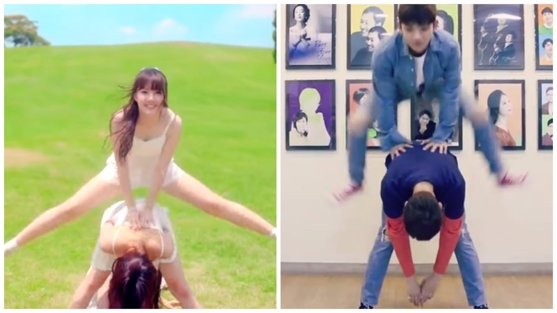 ◇ 세븐틴 Seventeen dancing to girl groups songs compilation part 4 ◇
